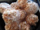 Halloween Food Day 25: PopcornBalls